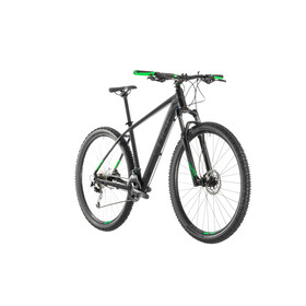 Cube Analog MTB Hardtail nero
